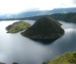 Laguna-Cuicocha-Umrundung